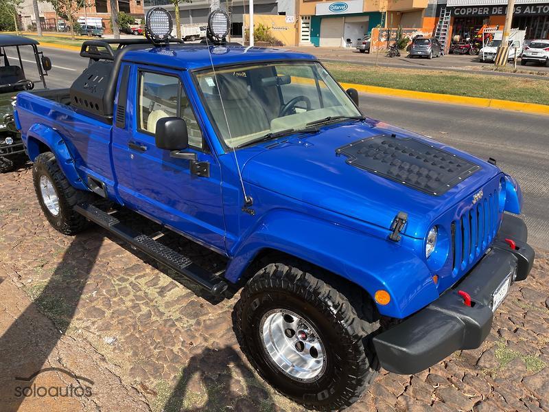 CLASICOS Jeep 1989 89592942